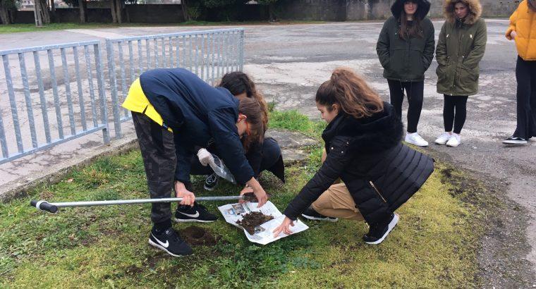 Climate Detectives in Cerceda
